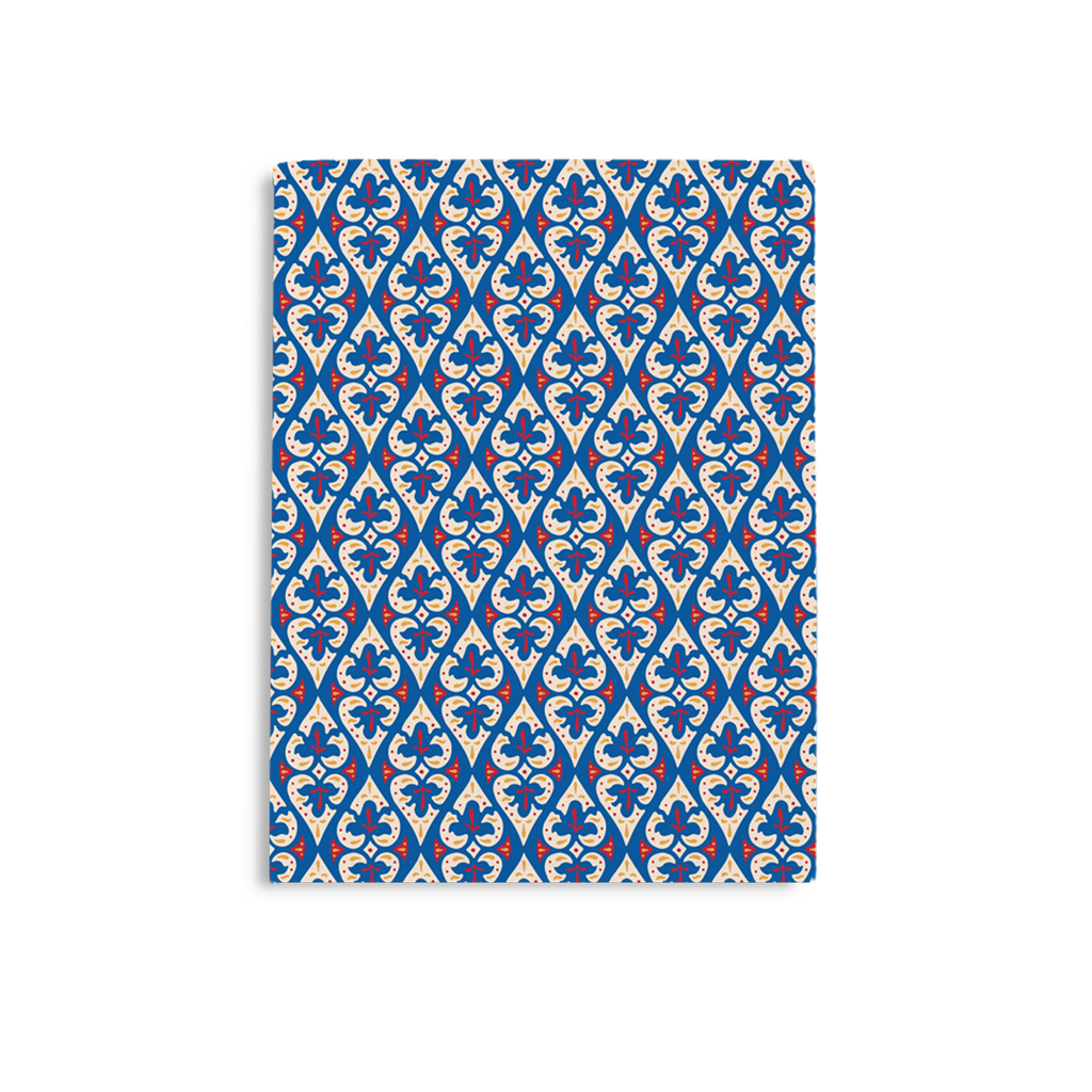 Trfoba Passport Cover (Blue)