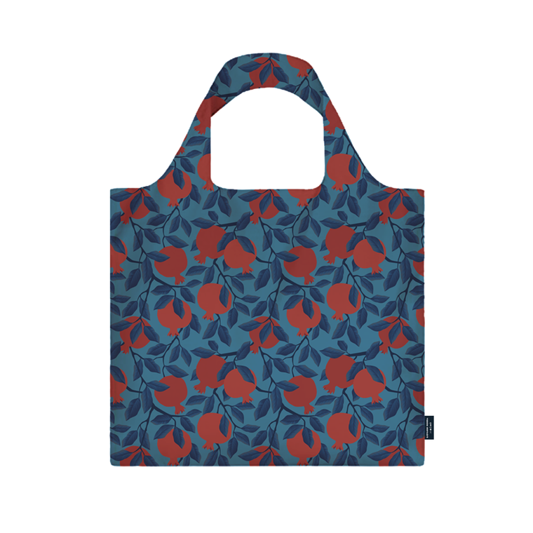 Pomegranates Shopping Bag