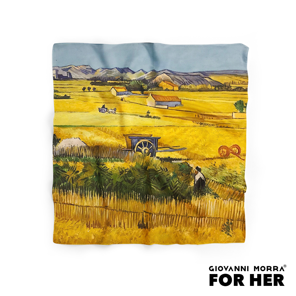 The Harvest Scarf