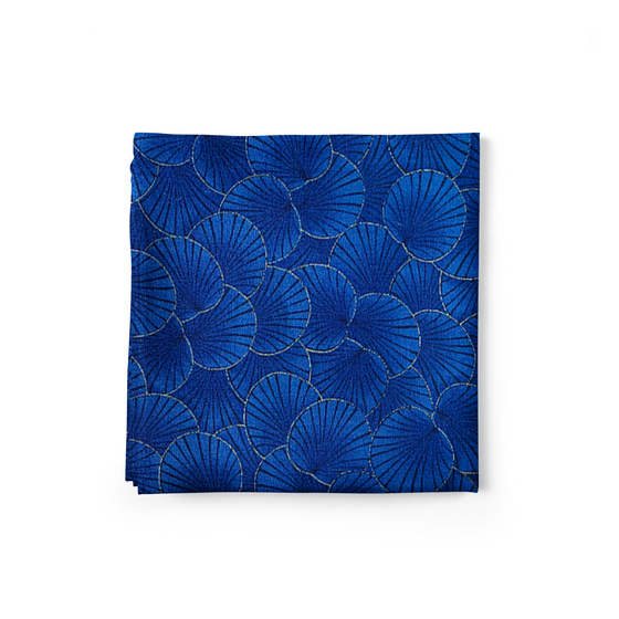 Lotus Pocket Square