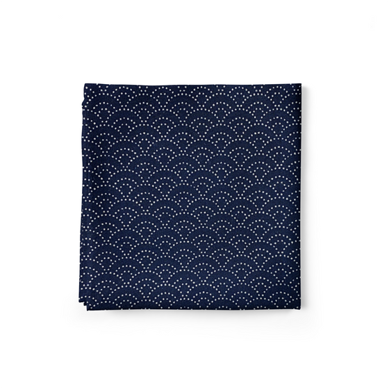 Kasuri Pocket Square