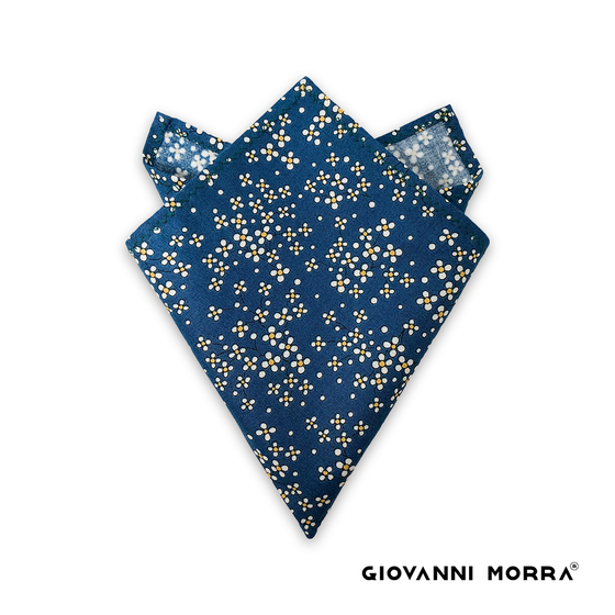 Fireflies Pocket Square