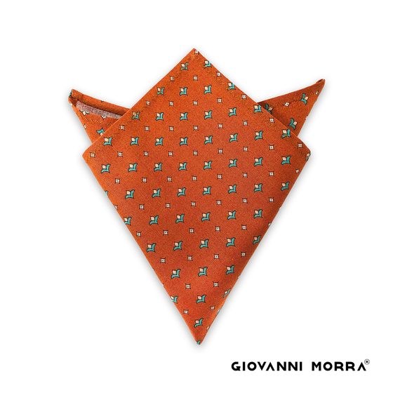Lisboa Pocket Square