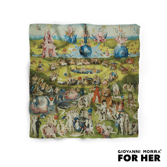 The Garden of Earthly Delights Scarf