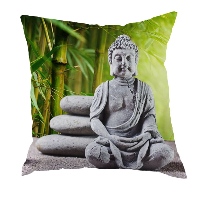 Zen Decorative Pillow Cases TheLemonyTree Inspiration Decorate Pillow Cases