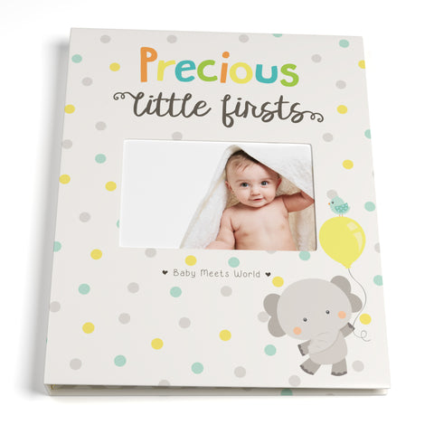 Precious Little Firsts Baby Memory Book