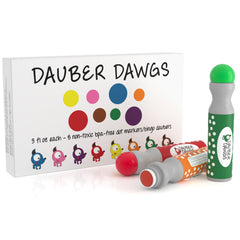 Dauber Dawgs Dot Markers for Kids