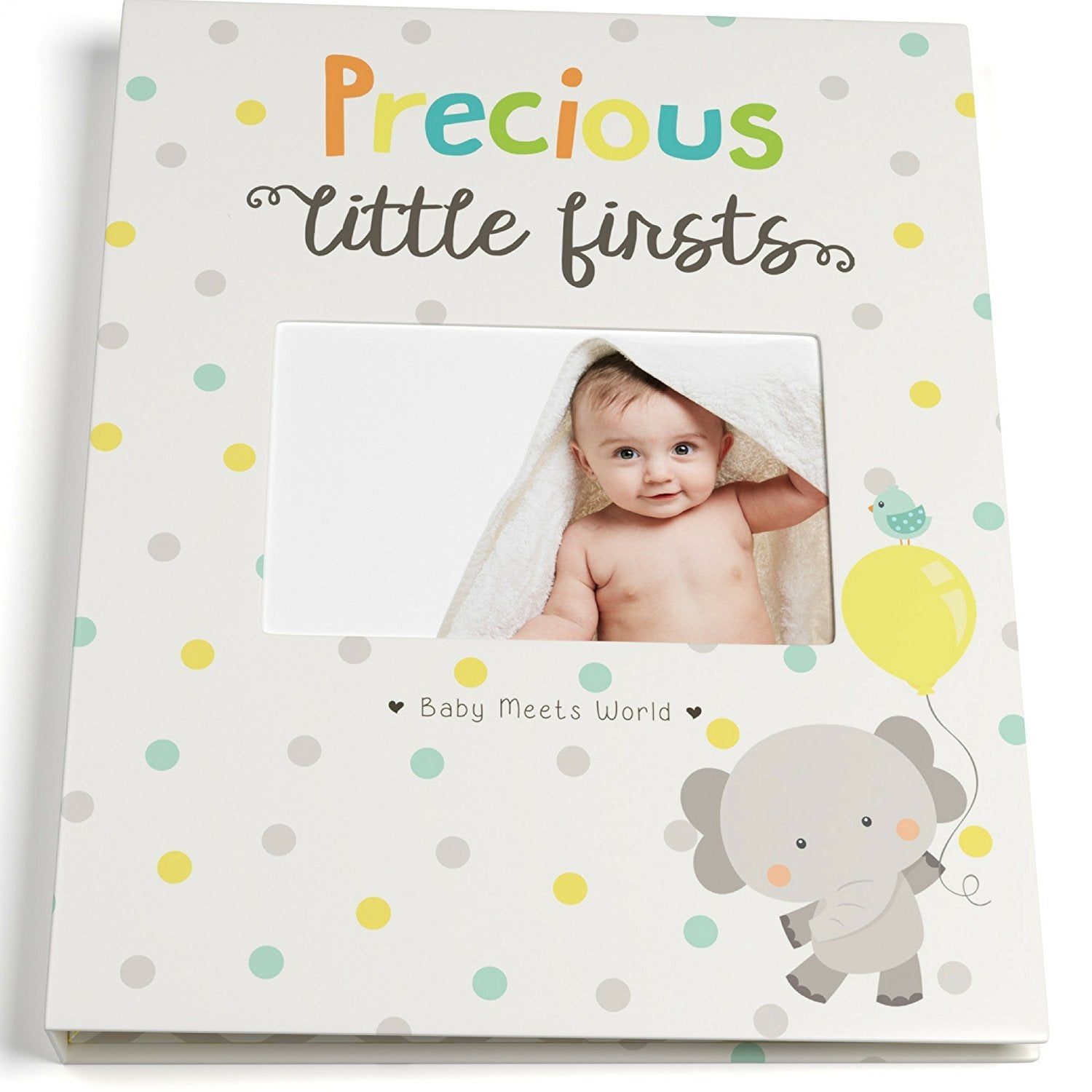 Precious Little Firsts - Baby Memory Book