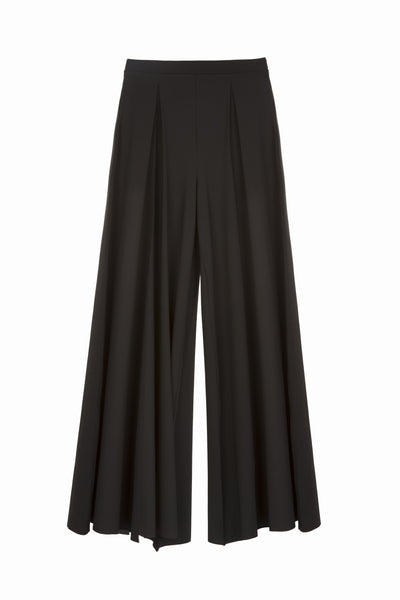 Black Cara Pants for the Beach