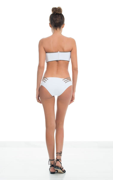 Nicoletta Two Piece Set Bianco