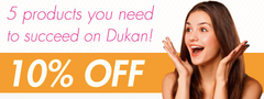 5 Products to Succeed on Dukan
