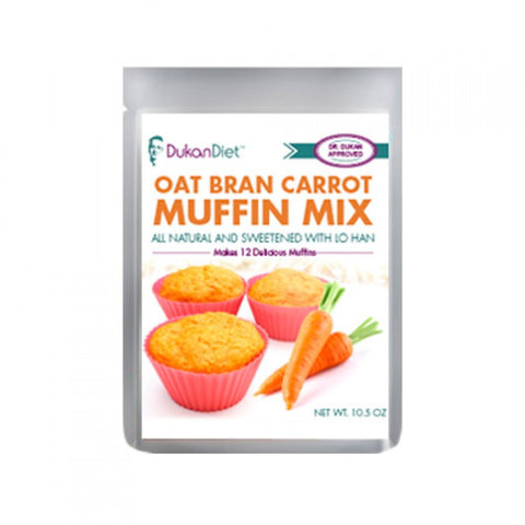 Carrot-muffin-mix