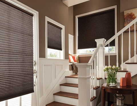 Voom window fashions cellular shades residential
