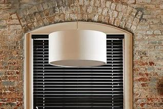 VOOM window fashion faux wood blinds