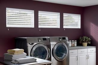 VOOM window fashion vinyl blinds