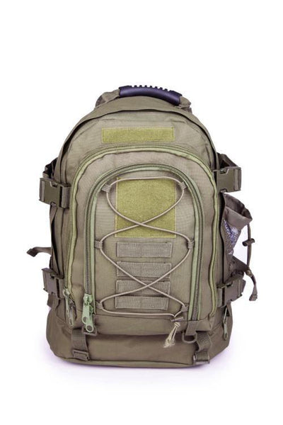 Tactical 3 Day Expandable Backpack OD Green
