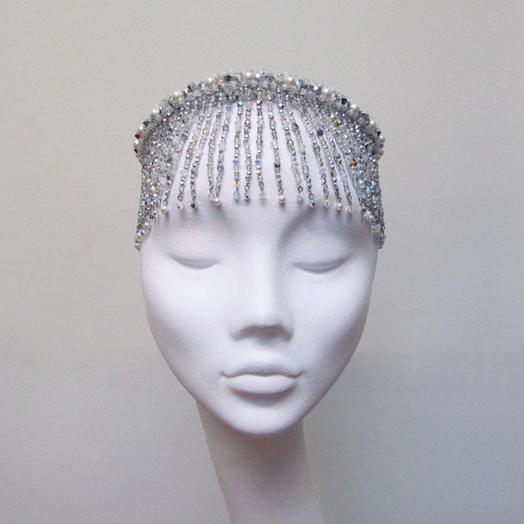 Angels Crystal Head Piece
