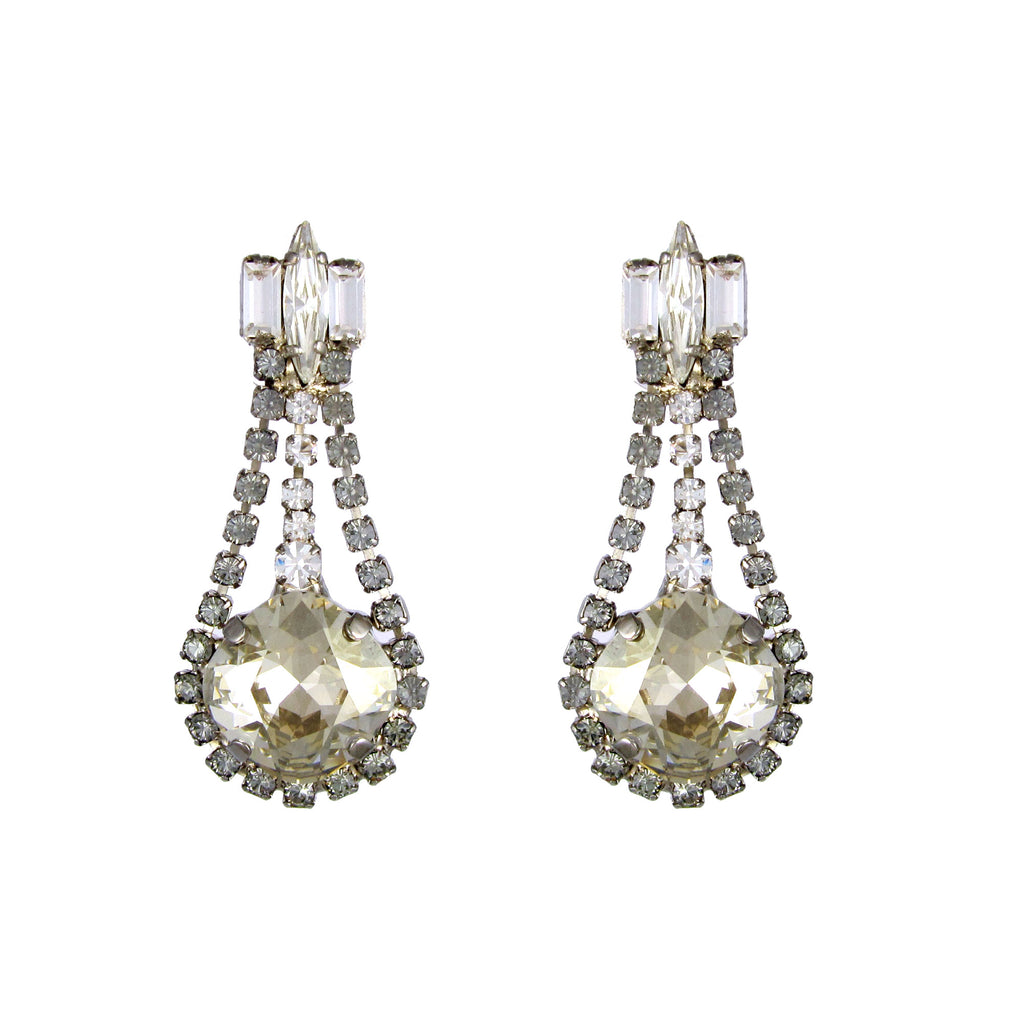 Chrysler Earrings by Heiter Jewellery