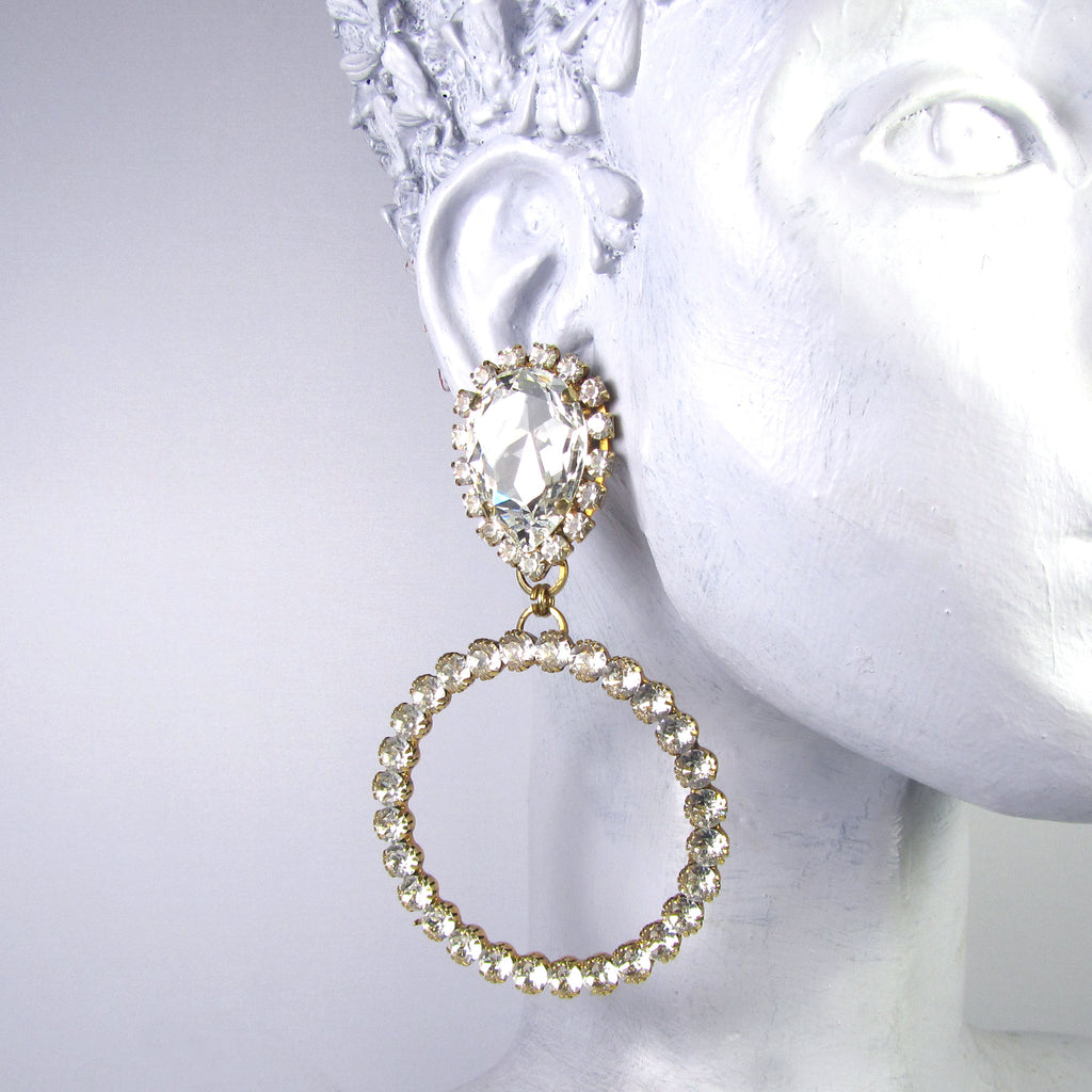 Mimi Wade Extra Hoop Earrings