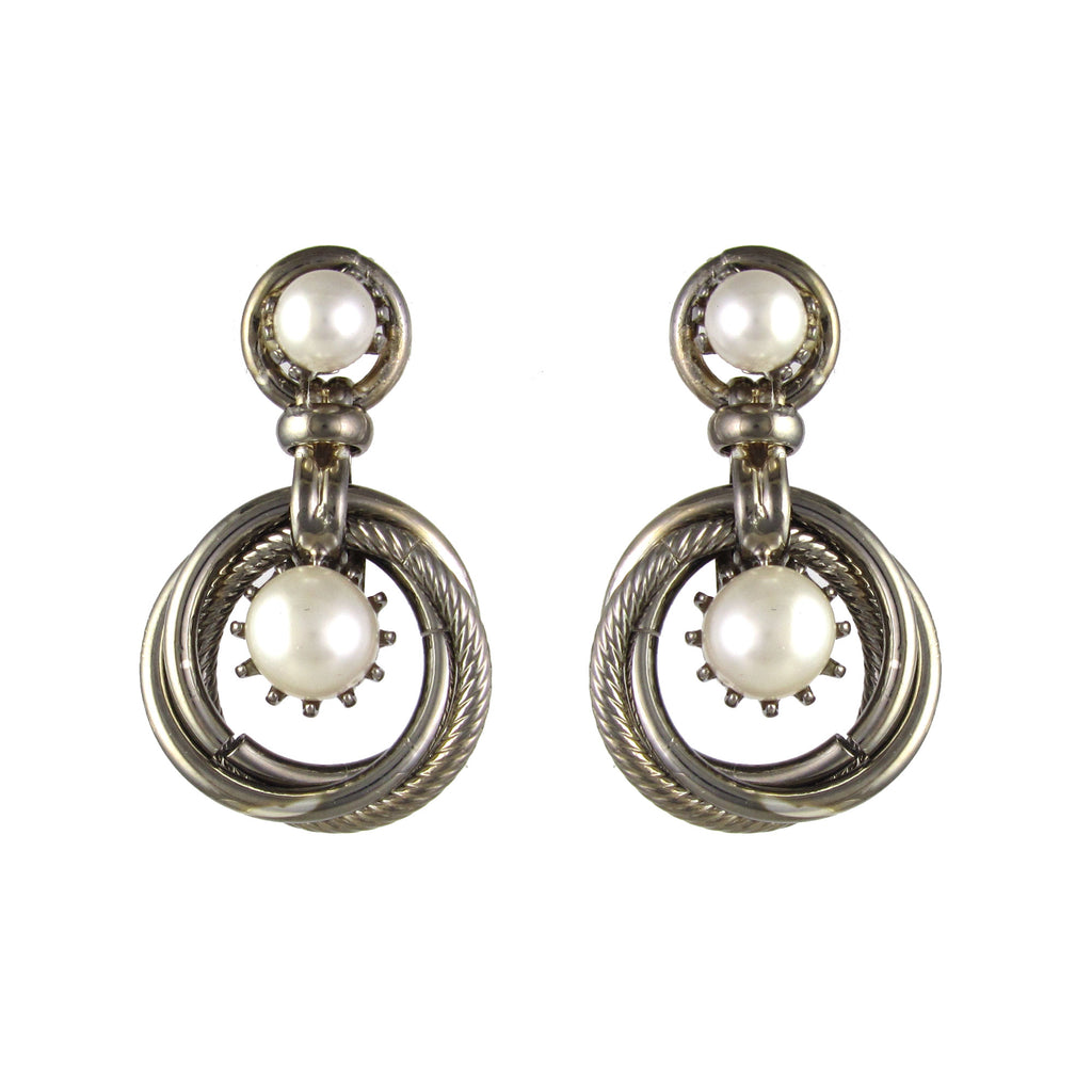 Essentially Vicki Knot Earrings
