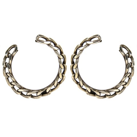 Essentially Vicki Chain Hoops