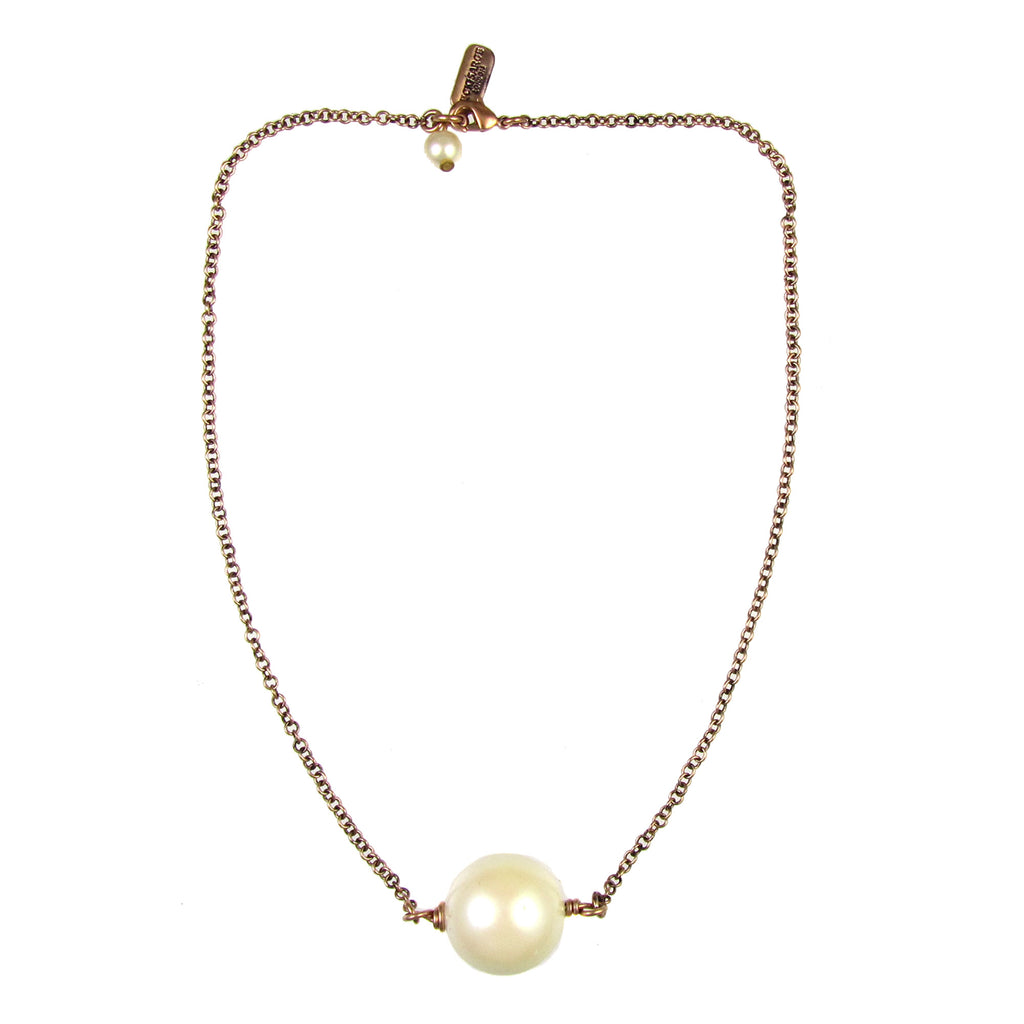 Essentially Vicki Pearl Necklace