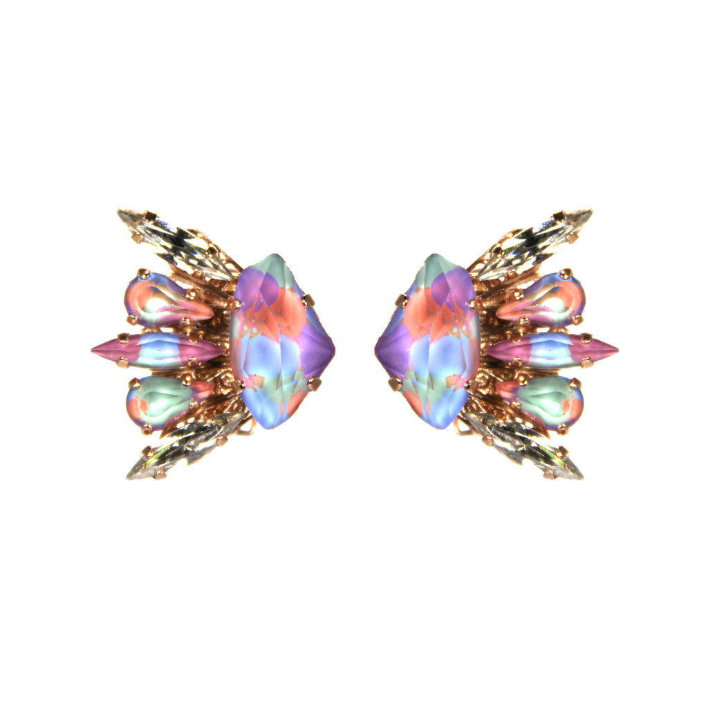 Earthly Delights Wing Earrings