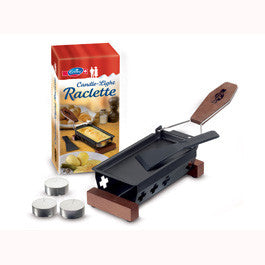 Candle-Light Raclette - QimiQ Sahne Basis