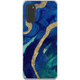 Blue Marble Phone Case