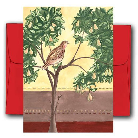 """Partridge in a Pear Tree"" A7 Cards - Something to Cherish"