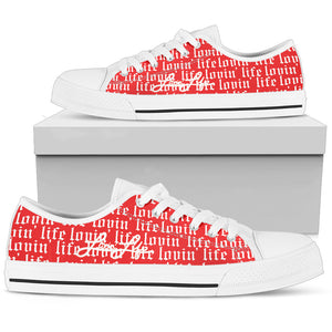 Women's - Lovin' Life Original Low Top