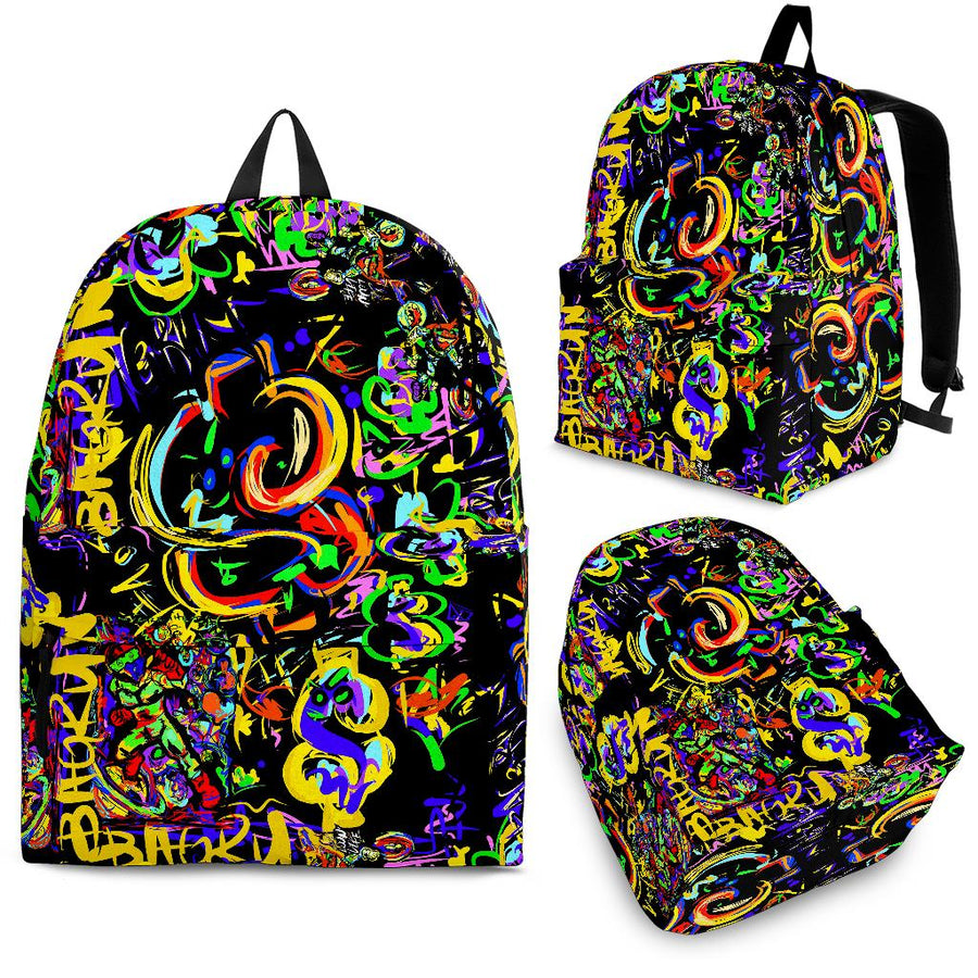 LOVING' LIFE -BAG RUN 2 - SPACE COLLECTION - backpacks