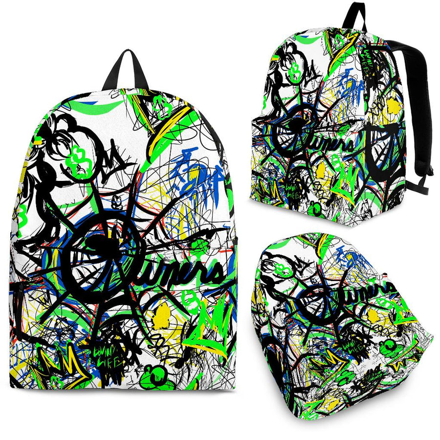 Lovin' Life x Owners - Ownership is Power Collection - backpack