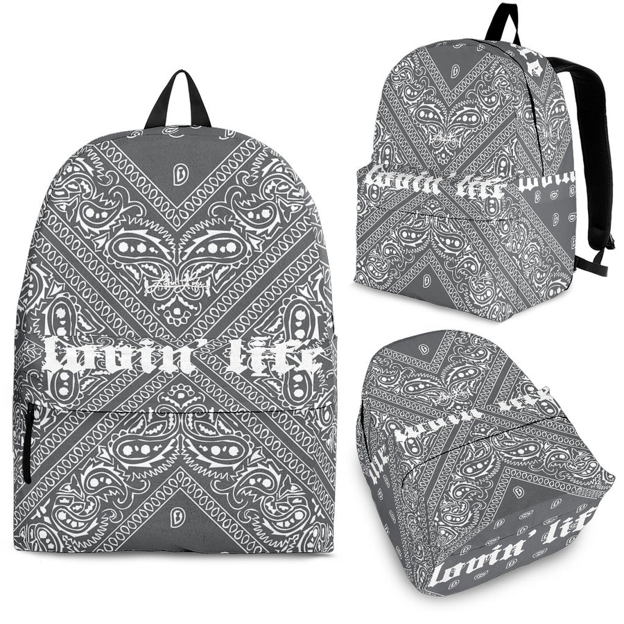 Lovin' Life - el hefe backpack