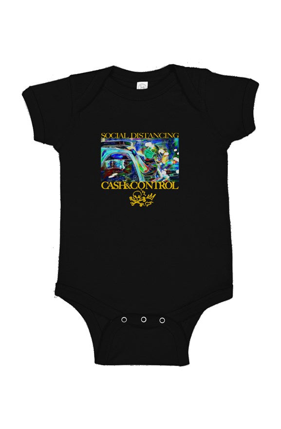 SOCIAL DISTANCING - Collection infant onesie