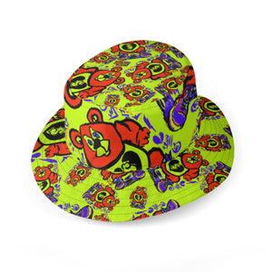 BEAR LOVE - HAVE HEART MONEY bucket hat