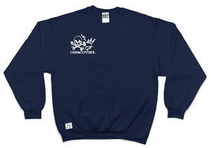 Embroidered Cash & Control - Classic - sweatshirt