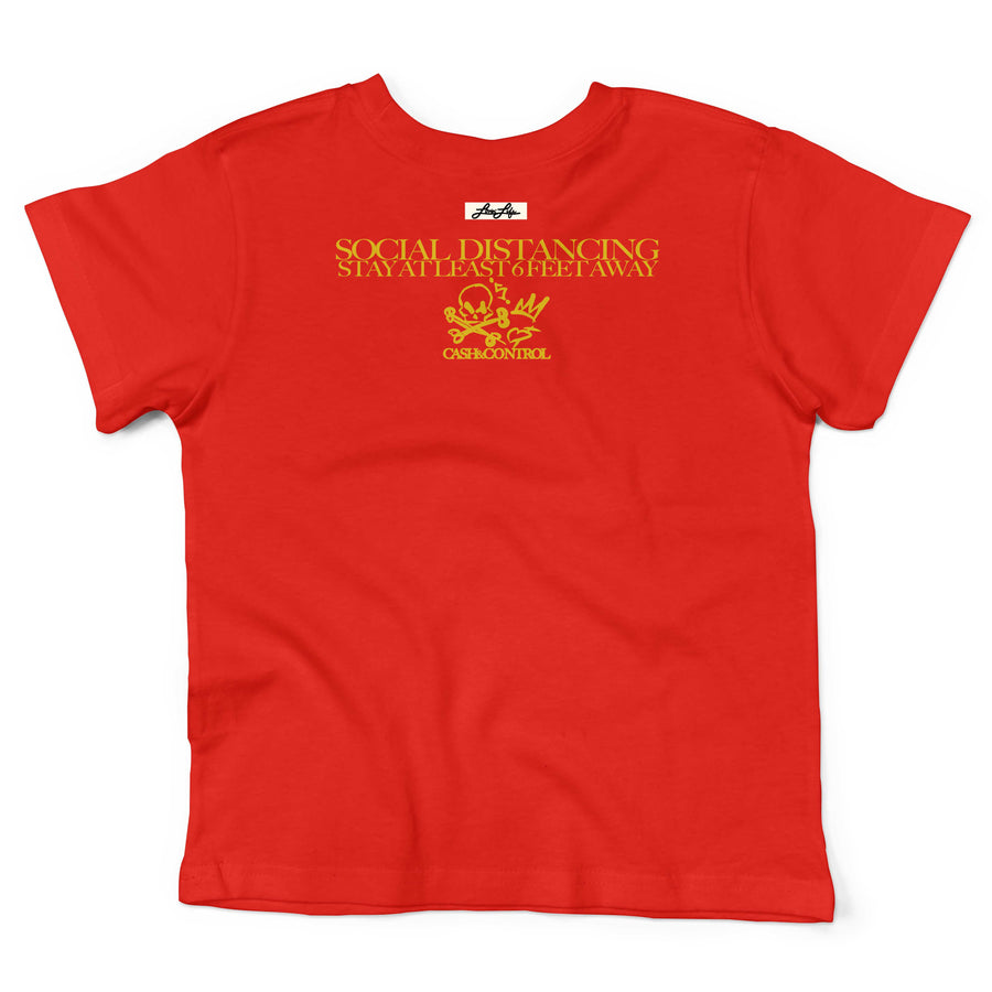 SOCIAL DISTANCING - Collection kids t-shirt