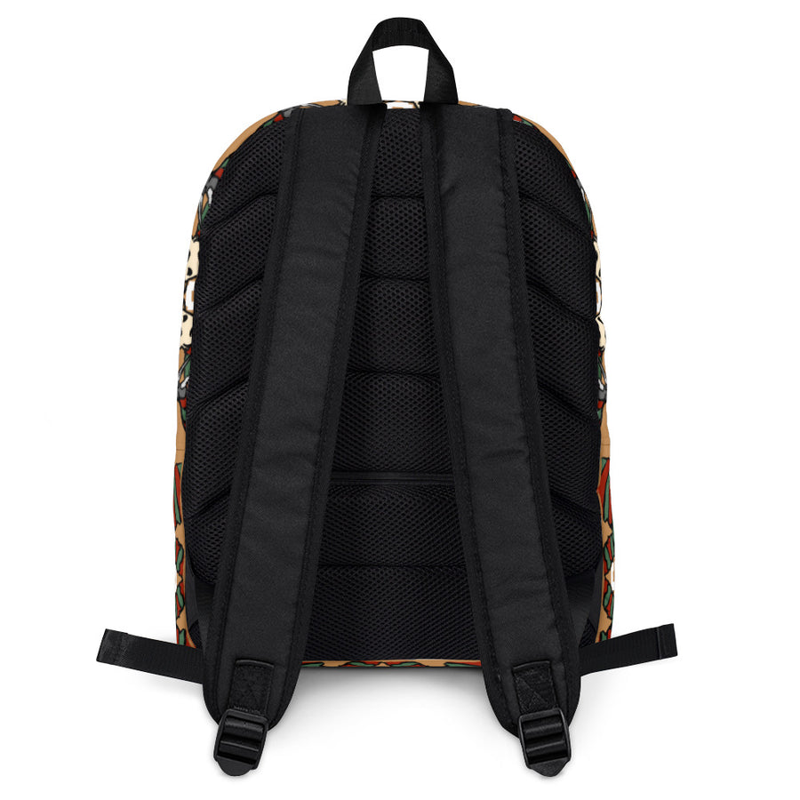 HALLO - C&C Lap top/Gym Backpack