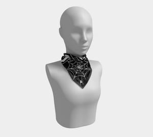 Owners x Lovin' Life - Full Press Collection - Scarf/Bandana - black