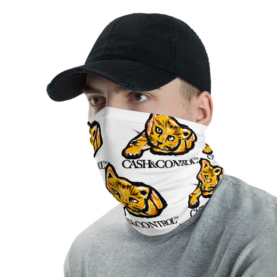 CASH&CONTROL - BIG CAT NECK GAITER