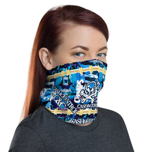 CASH&CONTROL- CHAMPS RAZORS & CUBAN LINXS NECK GAITER