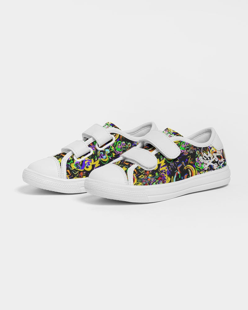 Bag RUN $ Kids Velcro Sneaker