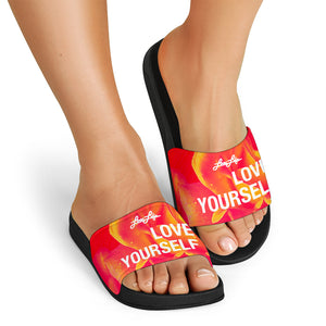 Lovin' Life - Luvself - Love yourself collection - slides - redros