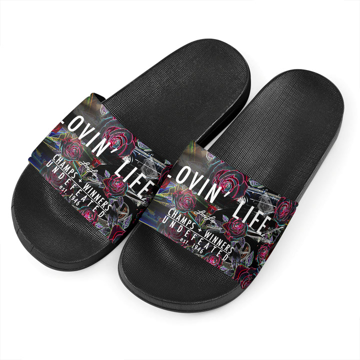 LOVIN' LIFE X CHAMPION MEMBERS ONLY - slides