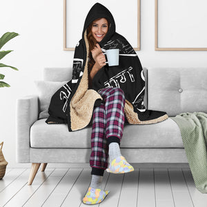 LOVIN' LIFE MEMBERS ONLY - SYNDICATE FAMILY HOODED BLANKET