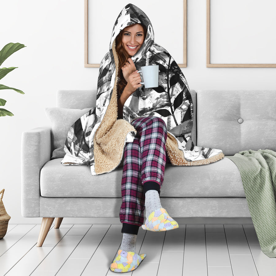 LOVIN' LIFE MEMBERS ONLY - DIVINITY CRES - 00 HOODED BLANKET