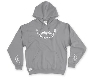 Lovin' Life - Grit Collection -Hoodie