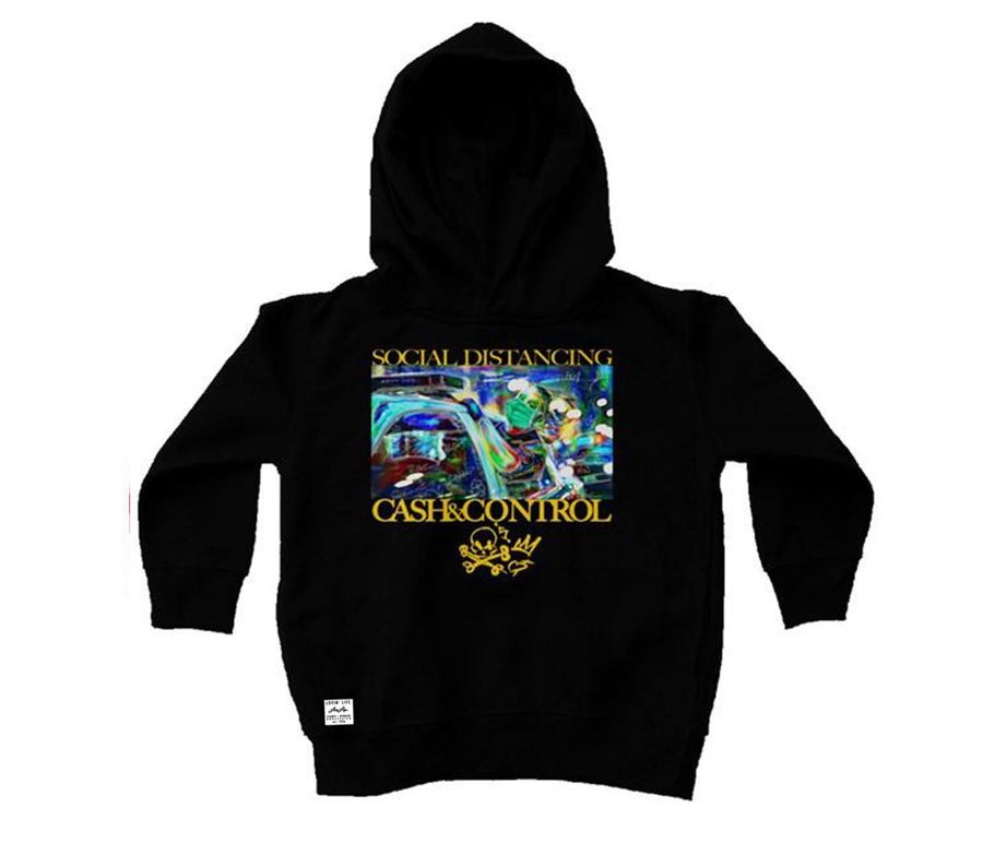 SOCIAL DISTANCING - Collection kids hoodie