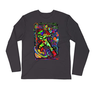 LOVIN' LIFE - Bag Run 3 - Space collection Long Sleeve